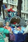 """Команда """"Айвазовский"""" Наша работа в номинации """"Передвижная платформа.Большая скульптура"""""""