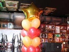 воздушные шары к Дню Победы