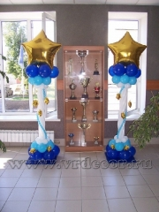 decoration_of_the_party_Gazprom