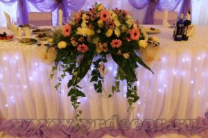 table decoration 2