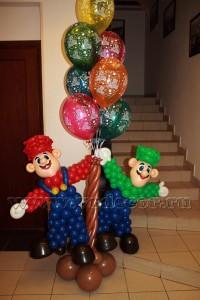 Друзья Марио
