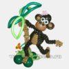 обезьянка с пальмой