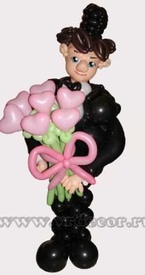 Джентльмен из воздушных шаров