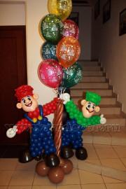 Mario's friends