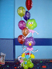 Украшение для детского праздника