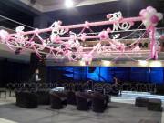 Оформление детского праздника в ночном клубе Премио