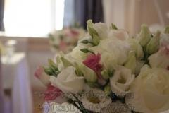 букет из роз для украшения свадьбы