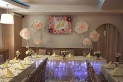 цветы из бумаги для свадьбы