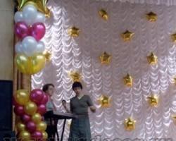 Колонна для украшения сцены