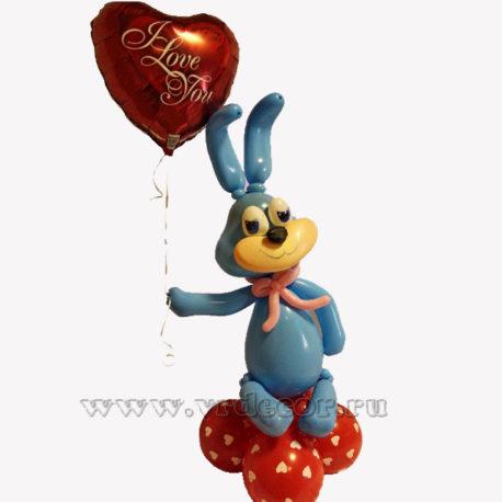 """""""Влюбленный заяц"""""""