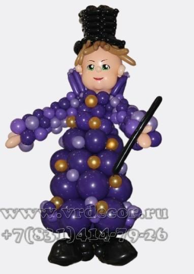 Волшебник из шаров